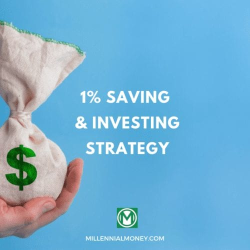 1% Strategy for Saving & Investing Featured Image