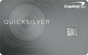 Capital One Quicksilver Credit Card