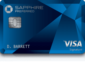 Chase Sapphire Preferred Credit Card logo
