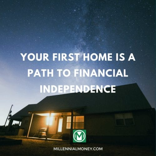 first home path to financial independence