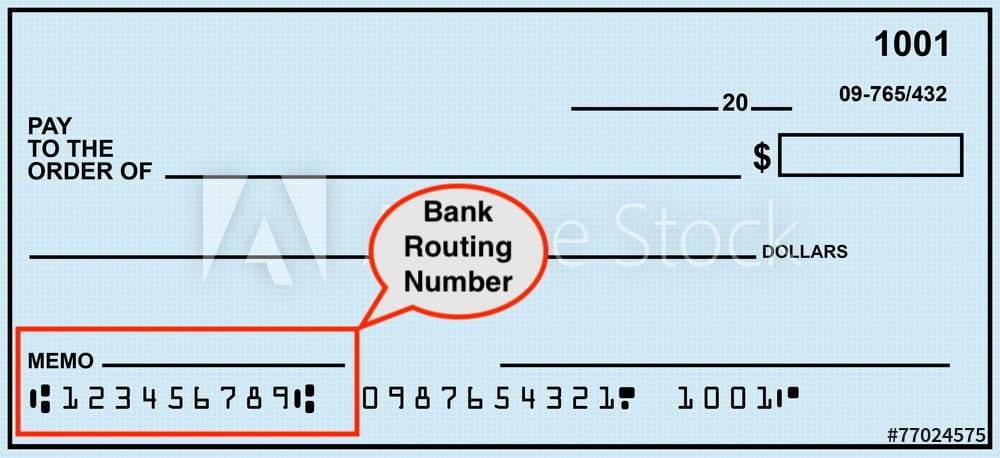 How To Find Your Chase Routing Number Fast | Millennial Money Chase Bank Wiring Instructions on