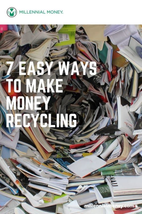 how to make money recycling