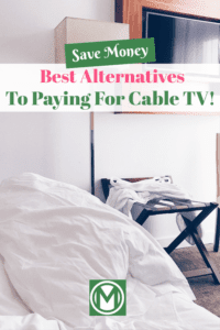 How much are you paying for cable tv? Do you really need to spend that much? Here are the best alternatives to cable tv.