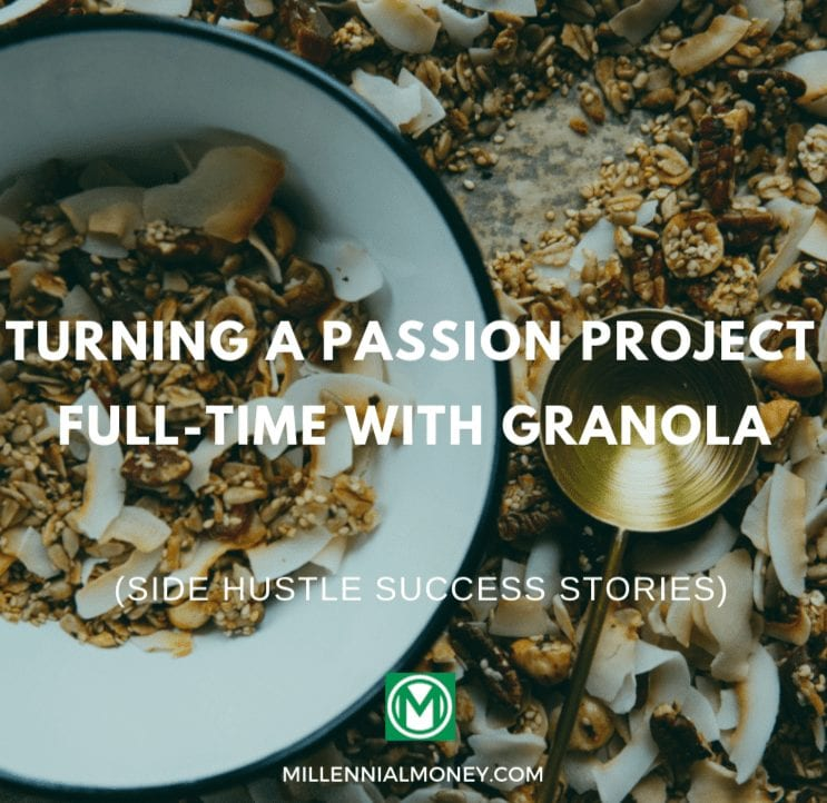 Turning A Passion Project Full-Time With Gr8nola