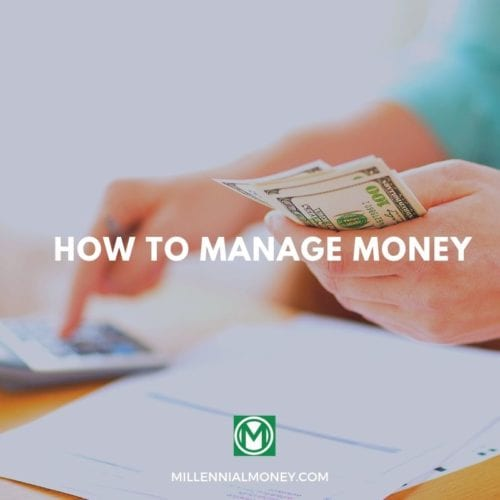 How To Manage Money