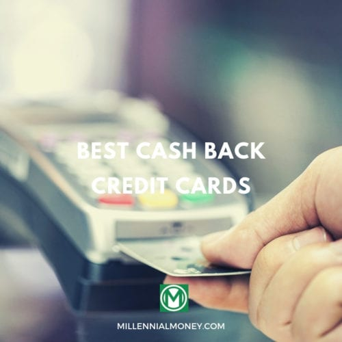 Best Cash Back Credit Cards Featured Image