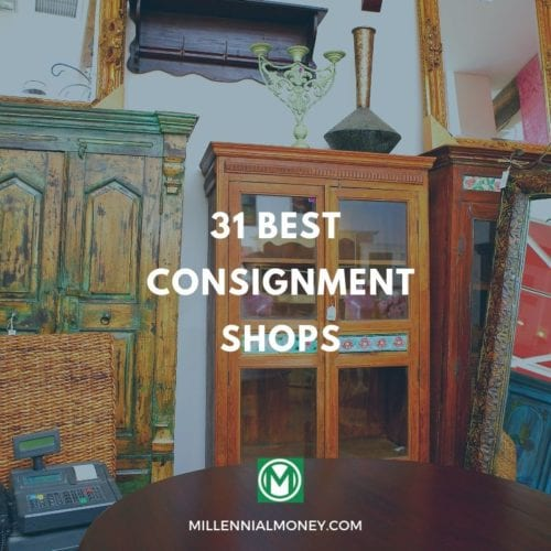 Best Consignment Shops & Online Consignment Apps Featured Image