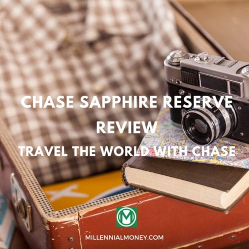 Chase Sapphire Reserve Review | Travel the World with Chase Featured Image