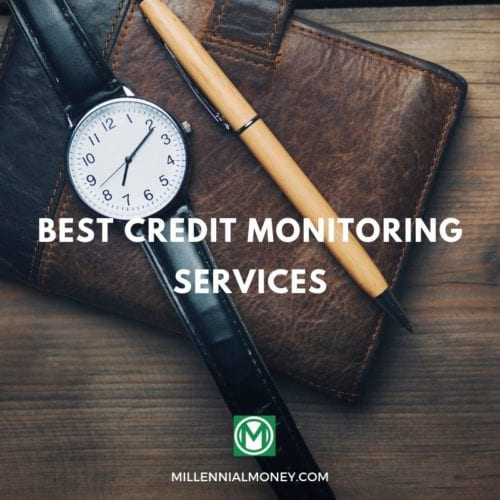 credit monitoring services