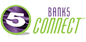 bank5 connect logo