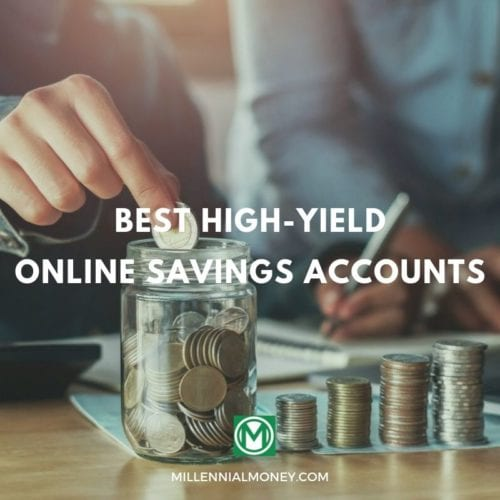 best high yield online savings account