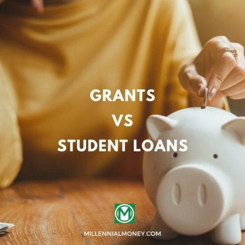 Grants vs. Student Loans Featured Image