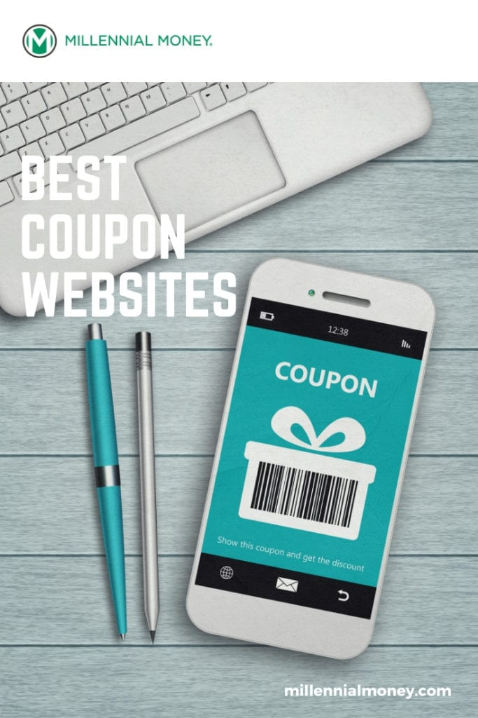 26 Best Coupon Sites For 2020 Save Up To 50 Millennial Money