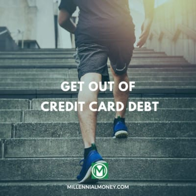 How To Get Out Of Credit Card Debt Featured Image