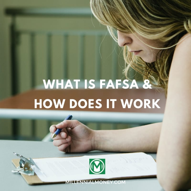 how does fafsa work