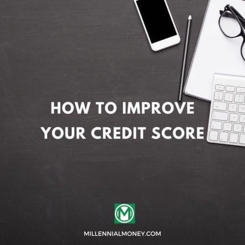 How To Improve Your Credit Score Featured Image