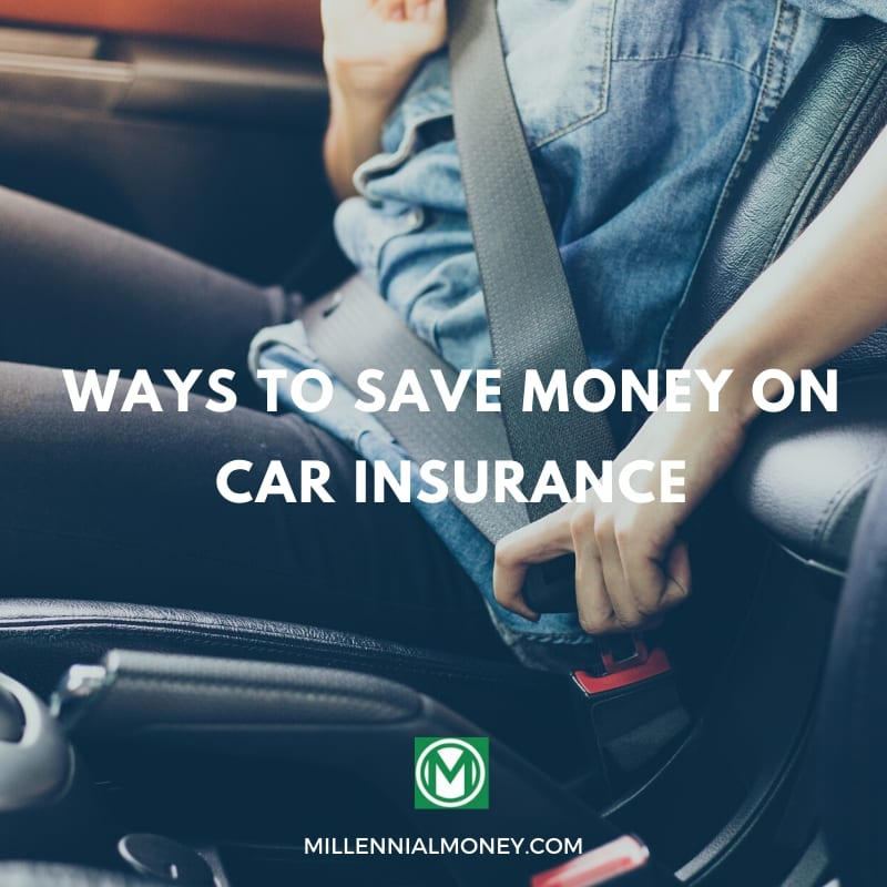 save money on car insurance