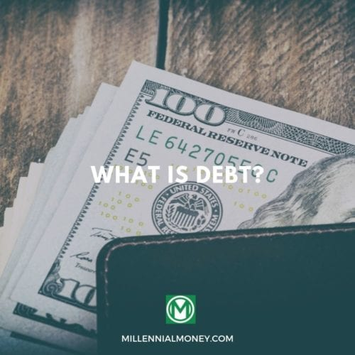 what are the types of debt