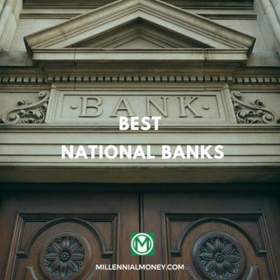 Best National Banks in the U.S. for 2021 Featured Image
