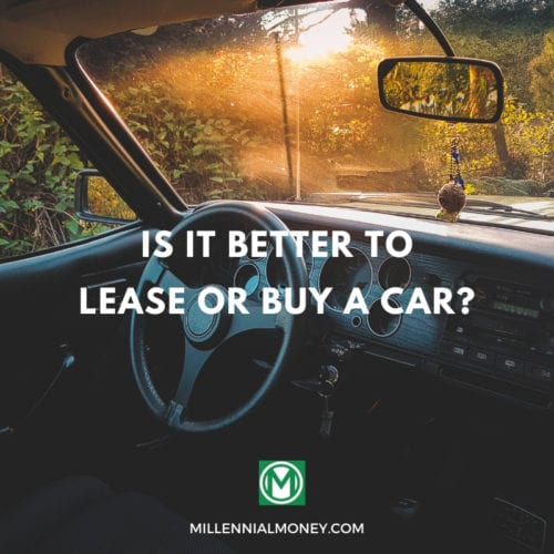 lease vs buy a car