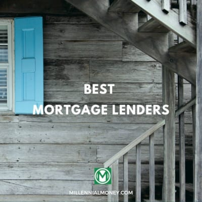 Best Mortgage Lenders of 2021 Featured Image