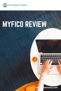 Myfico Fico Score Credit Report 3 Year Warranty