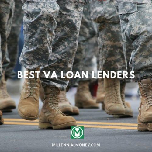 Best VA Loan Lenders of 2021 Featured Image