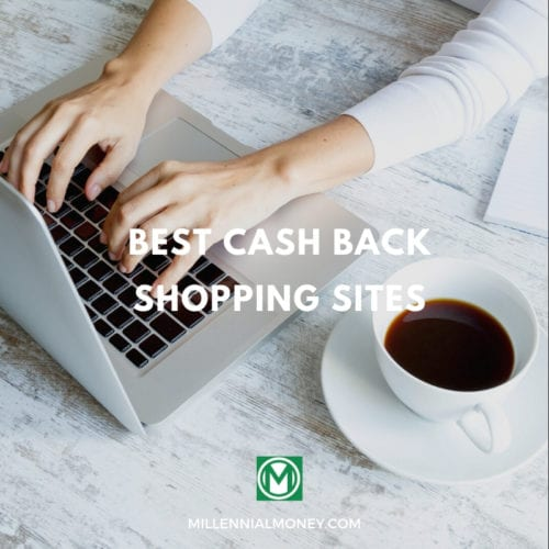 Best Cash Back Shopping Sites Featured Image