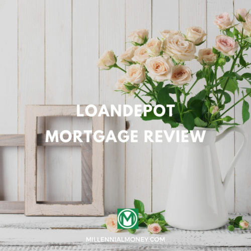 LoanDepot Mortgage Review Featured Image