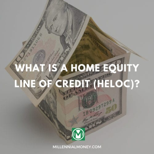 what is a heloc