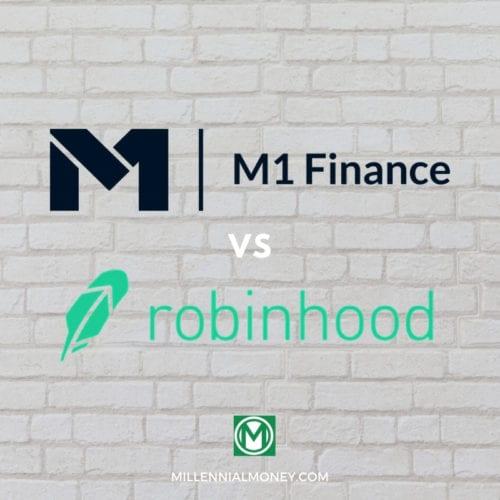 M1 Finance vs Robinhood Featured Image