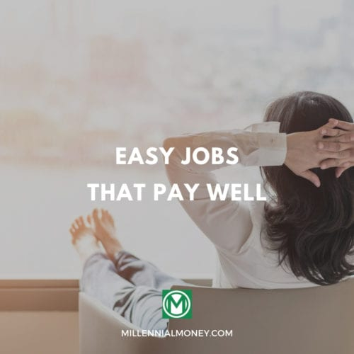 15 Easy Jobs That Pay Well Featured Image