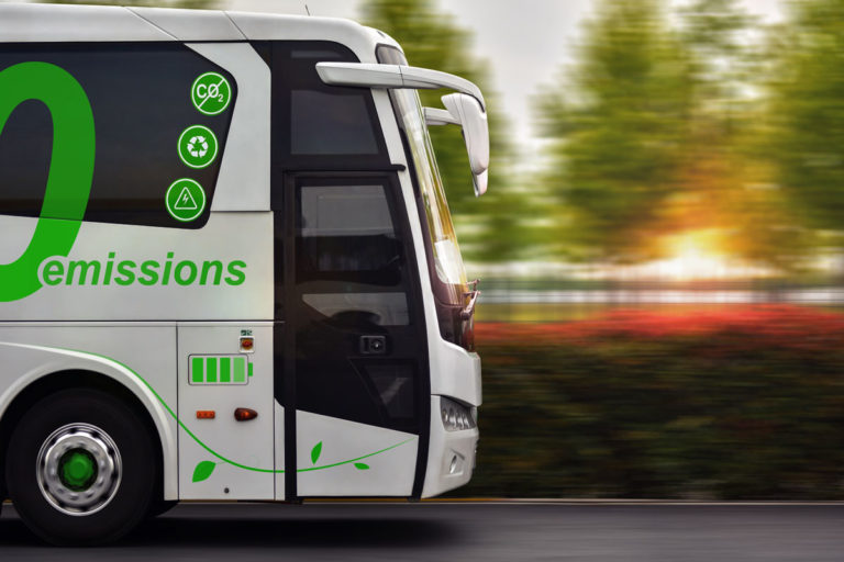 This EV SPAC Just Scored a Win for Electric Buses in Washington