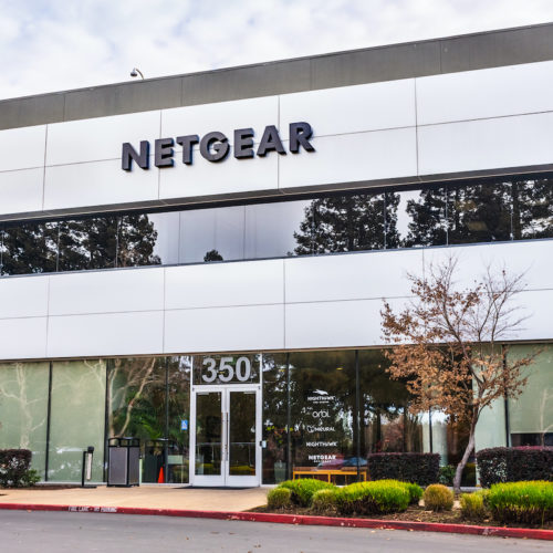 netgear shares tank lackluster results disappointing outlook